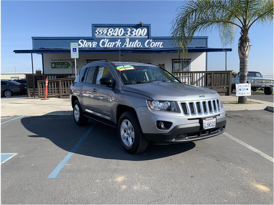 2015 Jeep Compass from Steve Clark Auto Sales