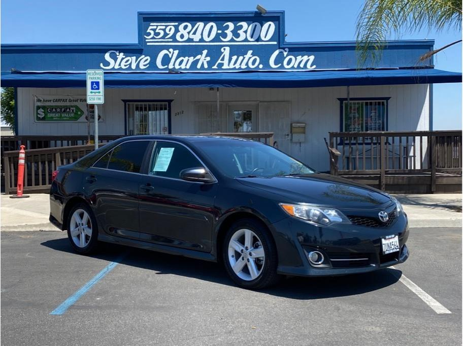 2013 Toyota Camry from Steve Clark Auto Sales