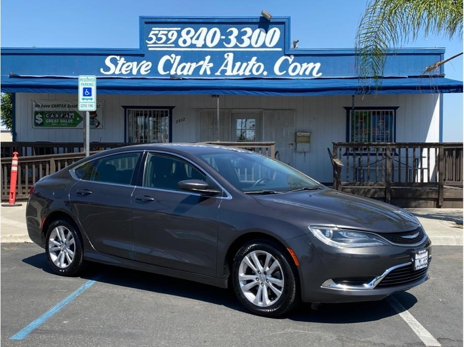 2015 Chrysler 200 from Steve Clark Auto Sales