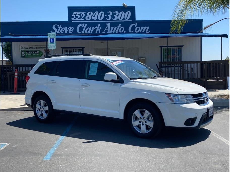 2012 Dodge Journey from Steve Clark Auto Sales