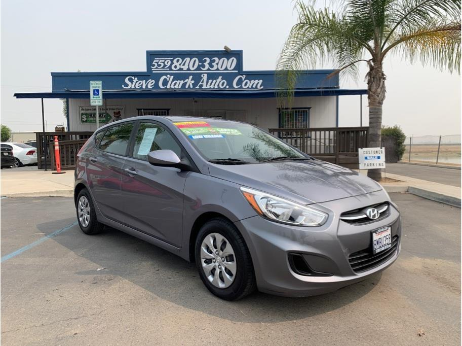 2017 Hyundai Accent from Steve Clark Auto Sales