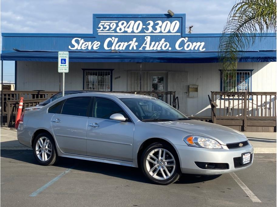 2016 Chevrolet Impala Limited from Steve Clark Auto Sales