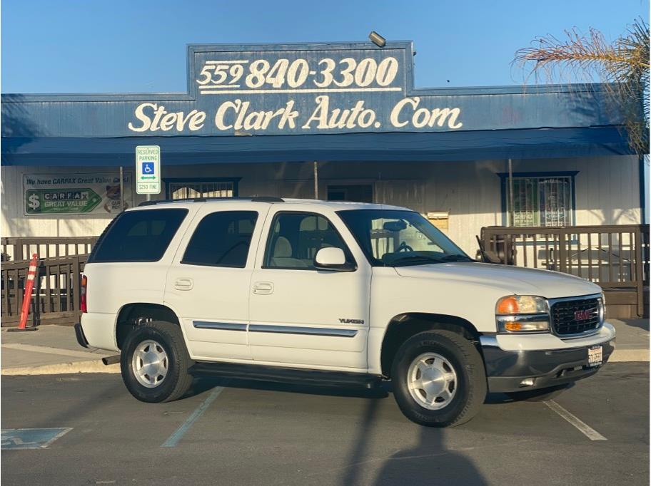 2003 GMC Yukon from Steve Clark Auto Sales