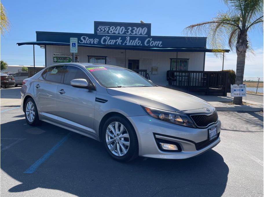 2015 Kia Optima from Steve Clark Auto Sales
