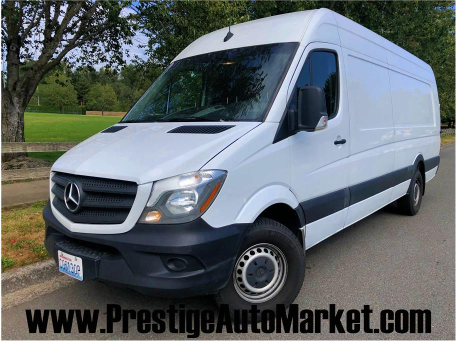 2018 Mercedes-Benz Sprinter 2500 Cargo from Prestige AutoMarket