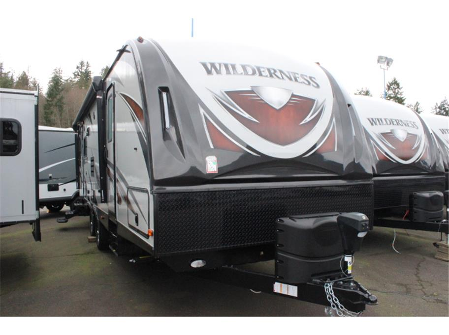 2018 Heartland Wilderness 2450FB from Kitsap RV