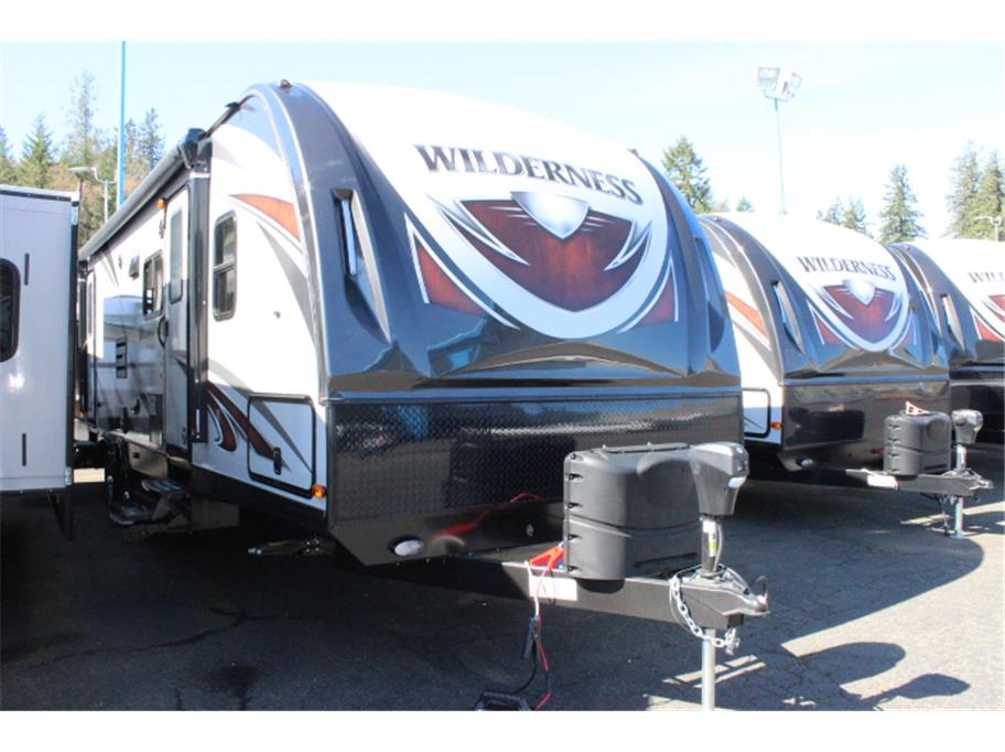2018 Heartland Wilderness 3150 DS from Kitsap RV