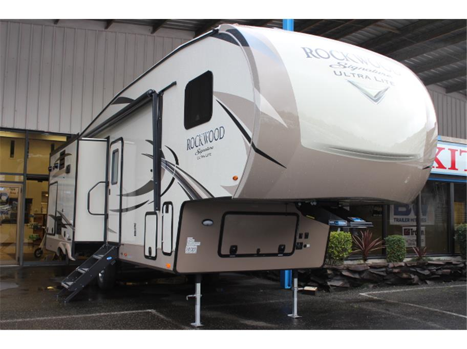 2019 Forest River Rockwood Signature 8288 WSA from Kitsap RV