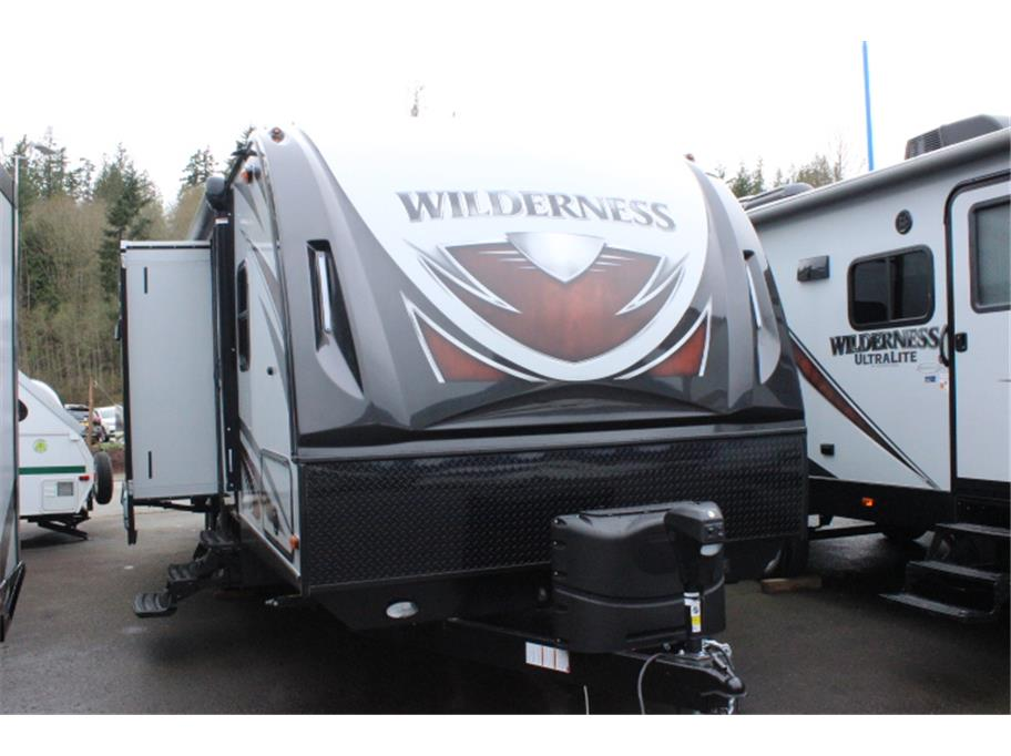 2019 Heartland Wilderness 2375 BH from Kitsap RV