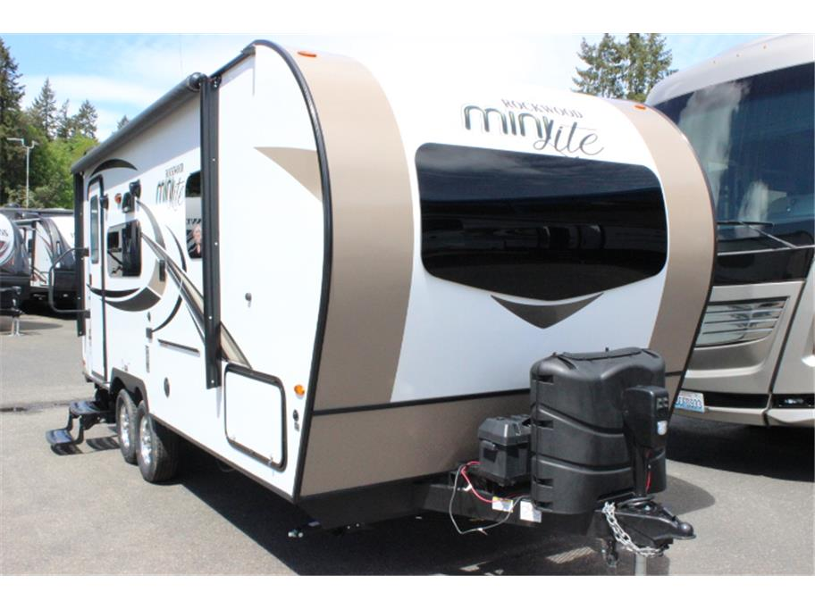 2019 Forest River Mini Lite 2109 S
