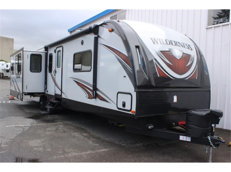 2019 Heartland Wilderness 3375 KL