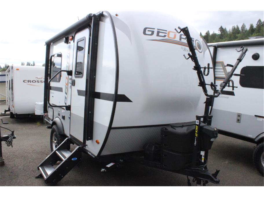 2019 Forest River Rockwood Geo-Pro 14FK from Kitsap RV