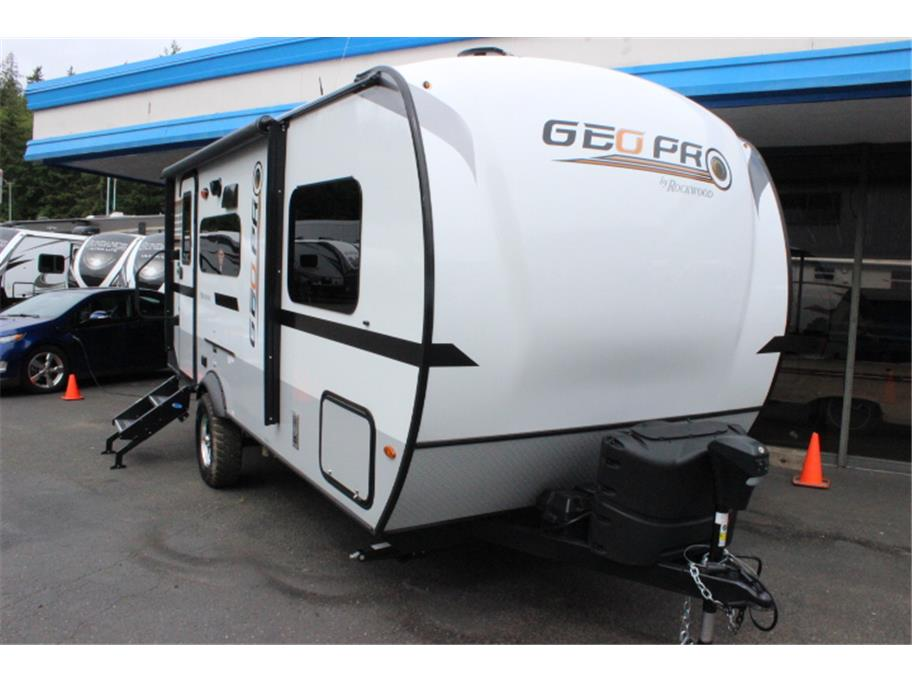 2019 Forest River Rockwood Geo Pro 19 FBS from Kitsap RV