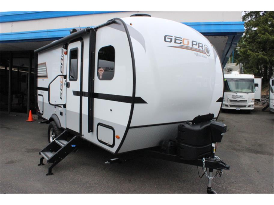 2019 Forest River Rockwood Geo-Pro 16 BH