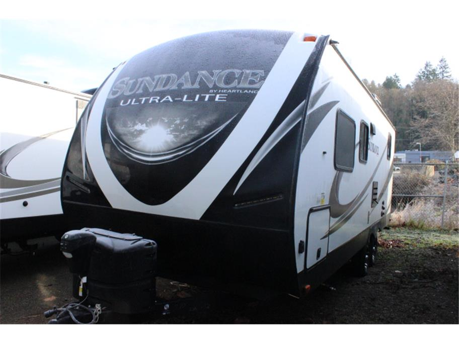 2019 Heartland  Sundance 224 MB from Kitsap RV