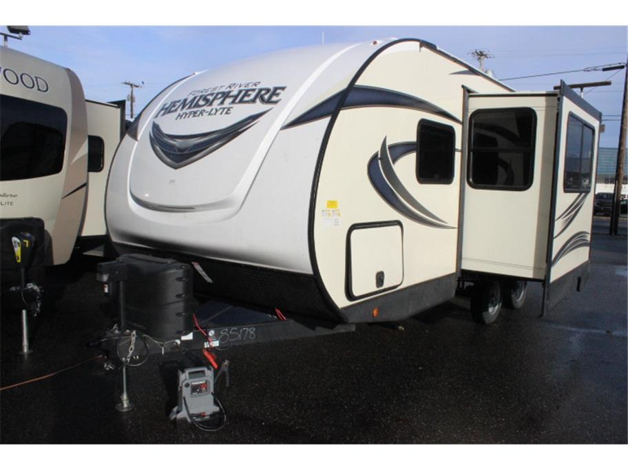 2019 Forest River Salem Hemisphere 23RBHL from Kitsap RV