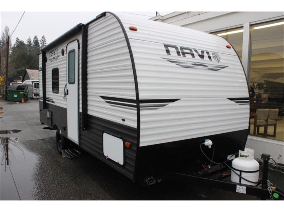 2019 Forest River Navi 16 FQ