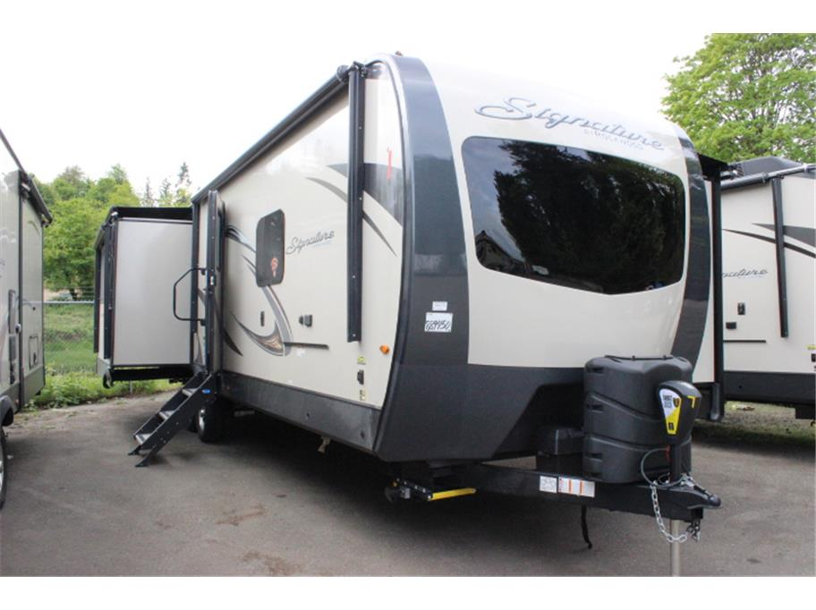 2020 Forest River Rockwood Signature 8329 SS from Kitsap RV