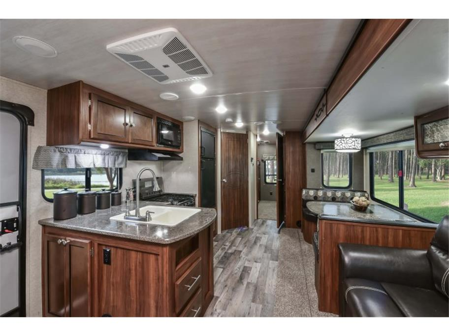 2018 Heartland Wilderness 3350 DS from Kitsap RV