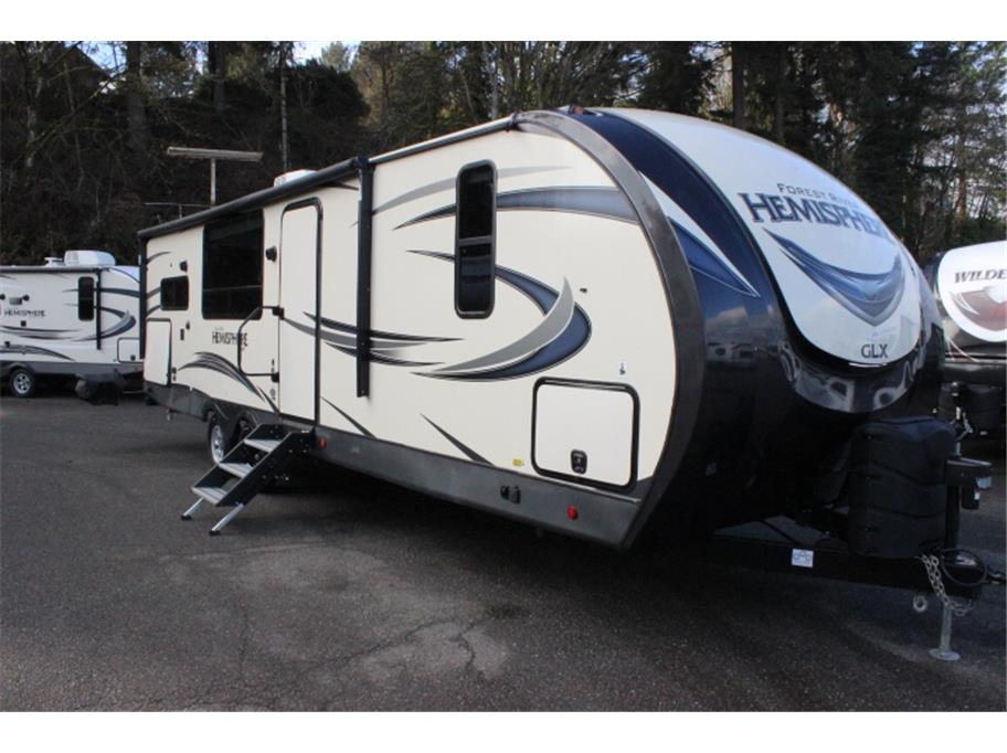 2020 Forest River Salem Hemisphere GLX 283 RK from Kitsap RV