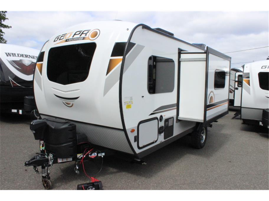 2020 Forest River Rockwood Geo-Pro 19 FBS from Kitsap RV