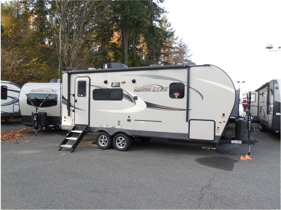 2020 Forest River Rockwood Mini-Lite 2205 S from Kitsap RV