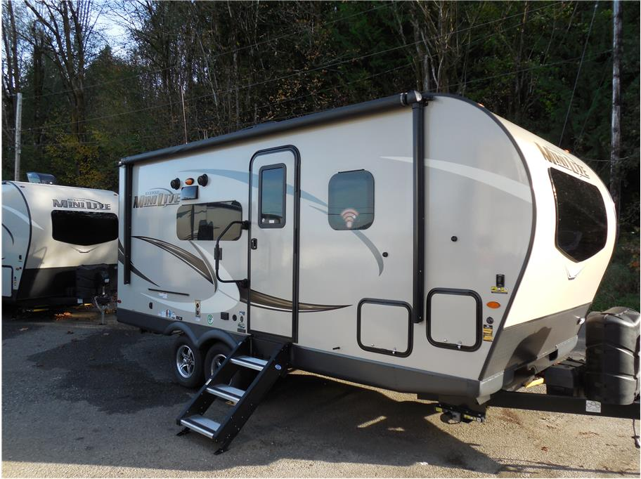 2020 Forest River Rockwood Mini-Lite 2104 S from Kitsap RV