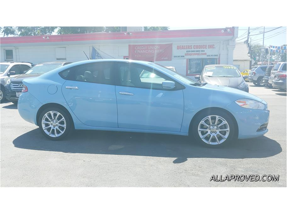 2013 Dodge Dart from Dealers Choice