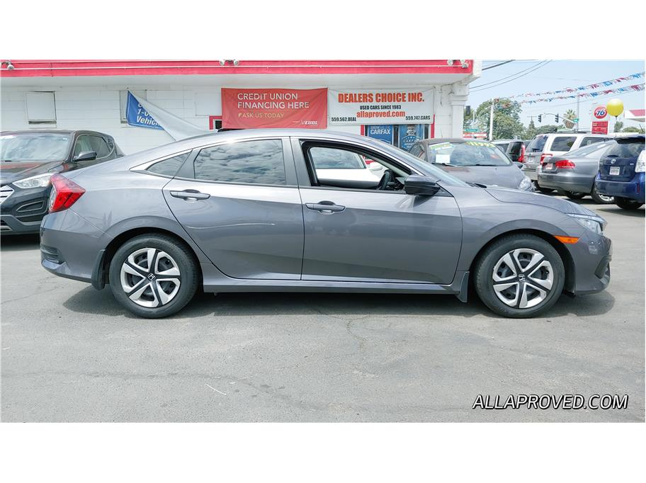 2018 Honda Civic from Dealer Choice 2
