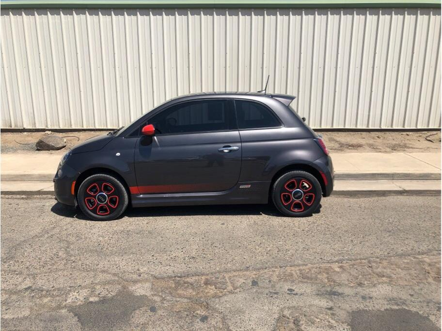 2016 FIAT 500e from Dealers Choice III