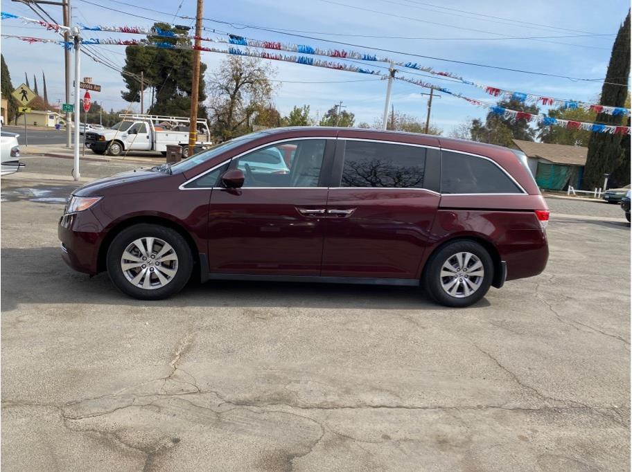 2017 Honda Odyssey from Dealers Choice III