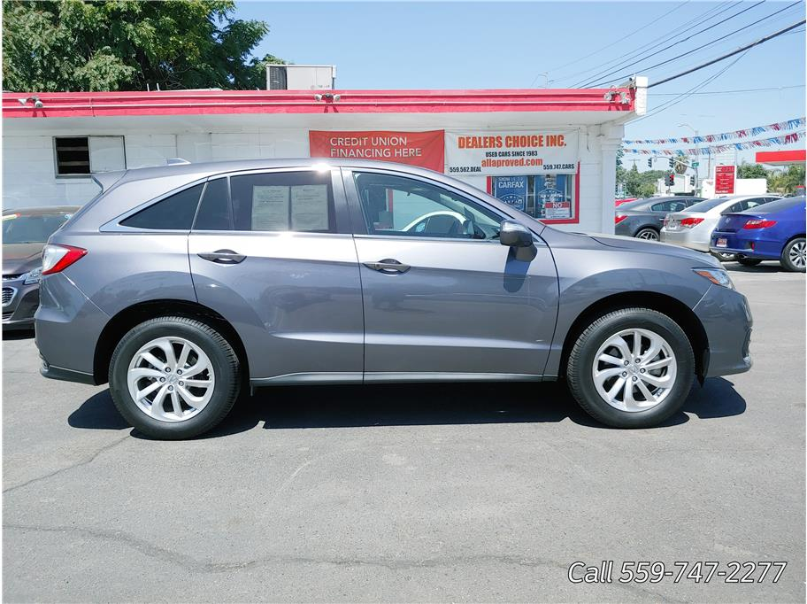 2017 Acura RDX from Dealers Choice