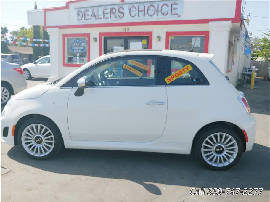 2018 Fiat 500 from Dealers Choice