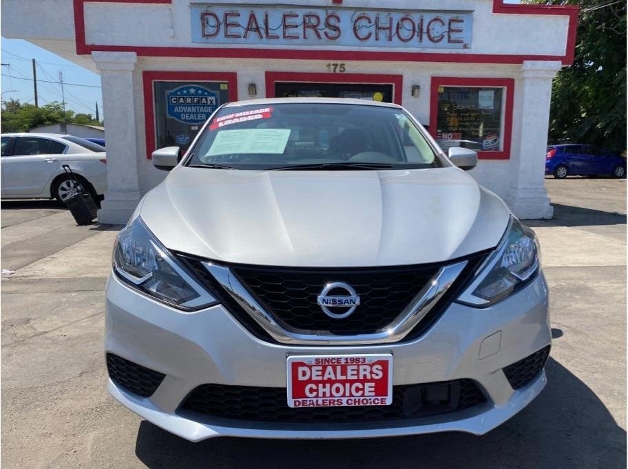 2018 Nissan Sentra from Dealers Choice