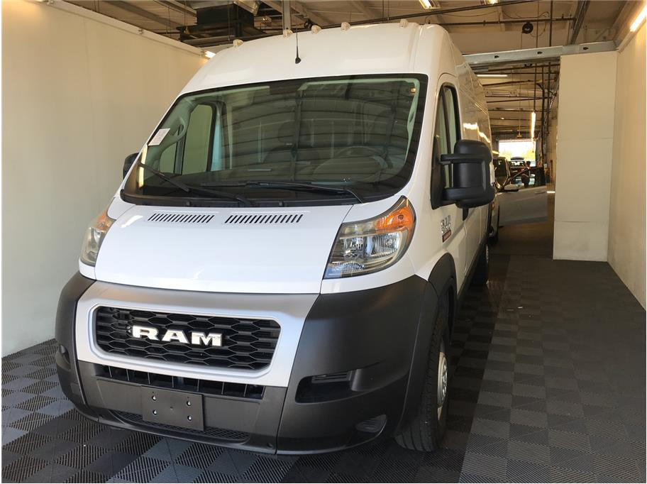 2019 Ram ProMaster Cargo Van from Dealers Choice III