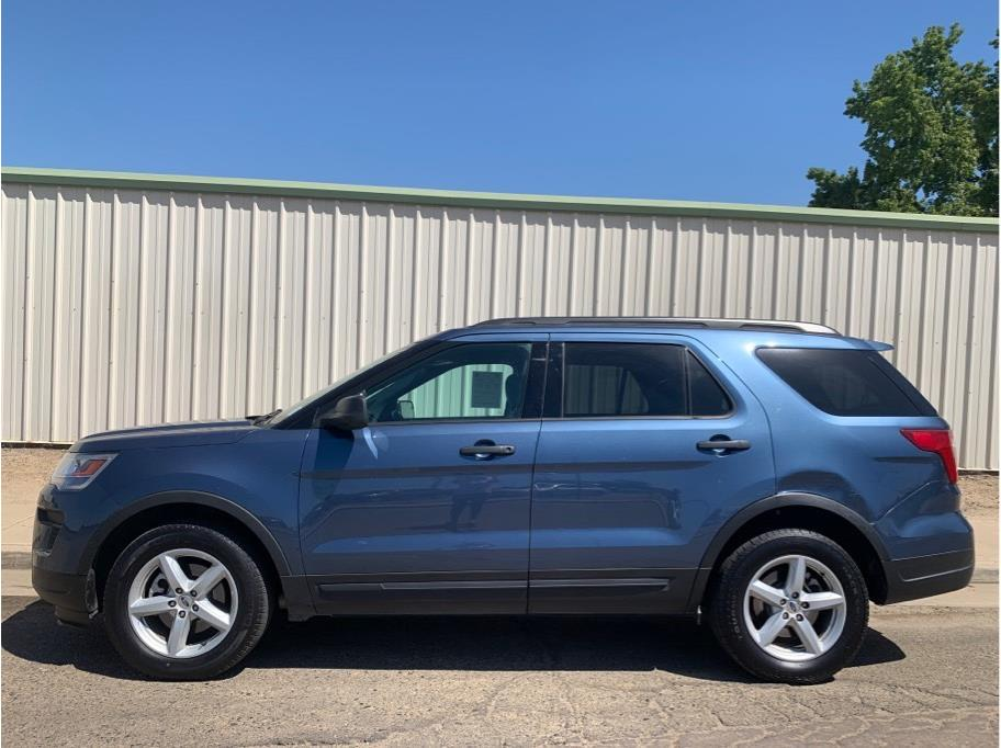 2018 Ford Explorer from Dealers Choice