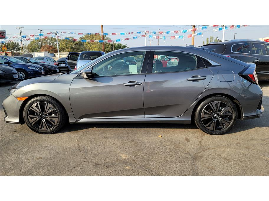 2018 Honda Civic from Dealers Choice
