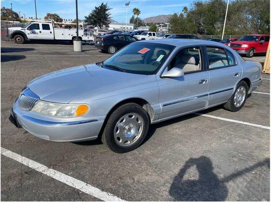 1999 Lincoln Continental CLEAN OLD MAN CRUISER