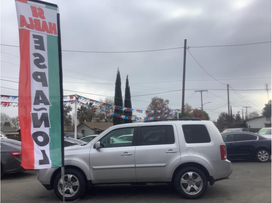 2015 Honda Pilot from Dealers Choice