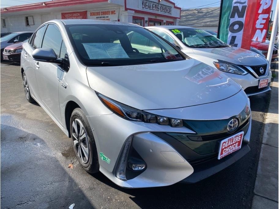 2017 Toyota Prius Prime from Dealers Choice