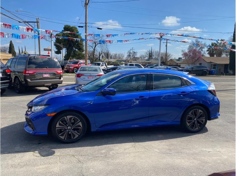 2017 Honda Civic from Dealers Choice