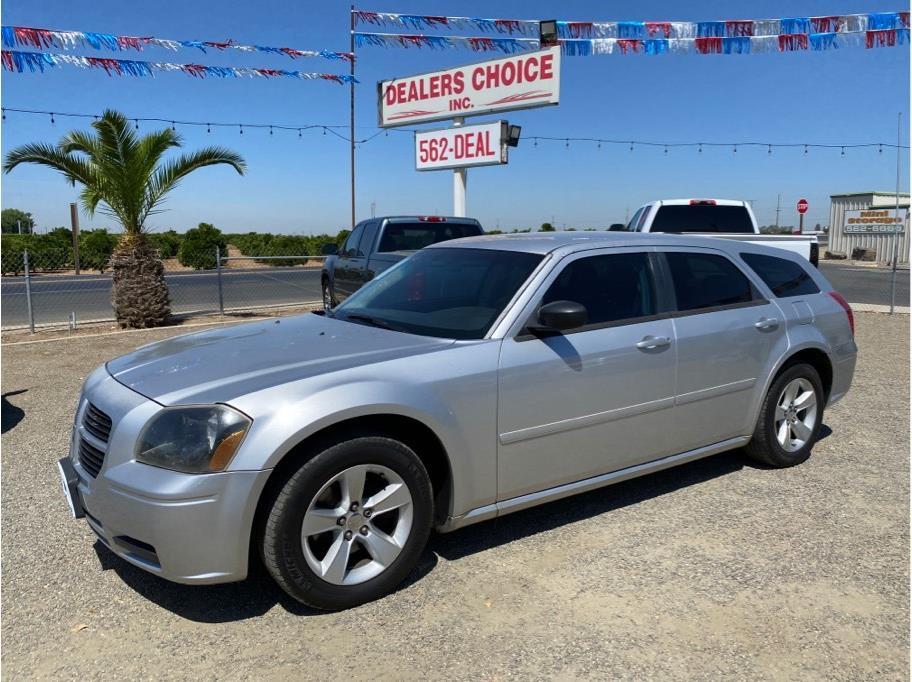 2005 Dodge Magnum SE Sport Wagon 4D