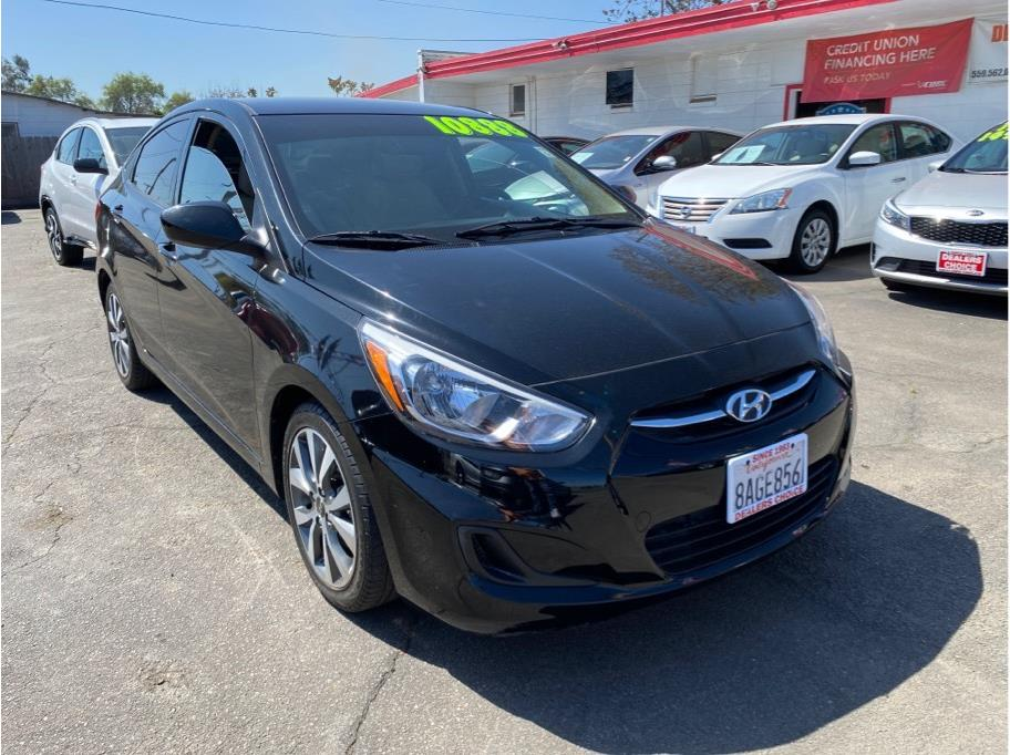 2017 Hyundai Accent from Dealers Choice
