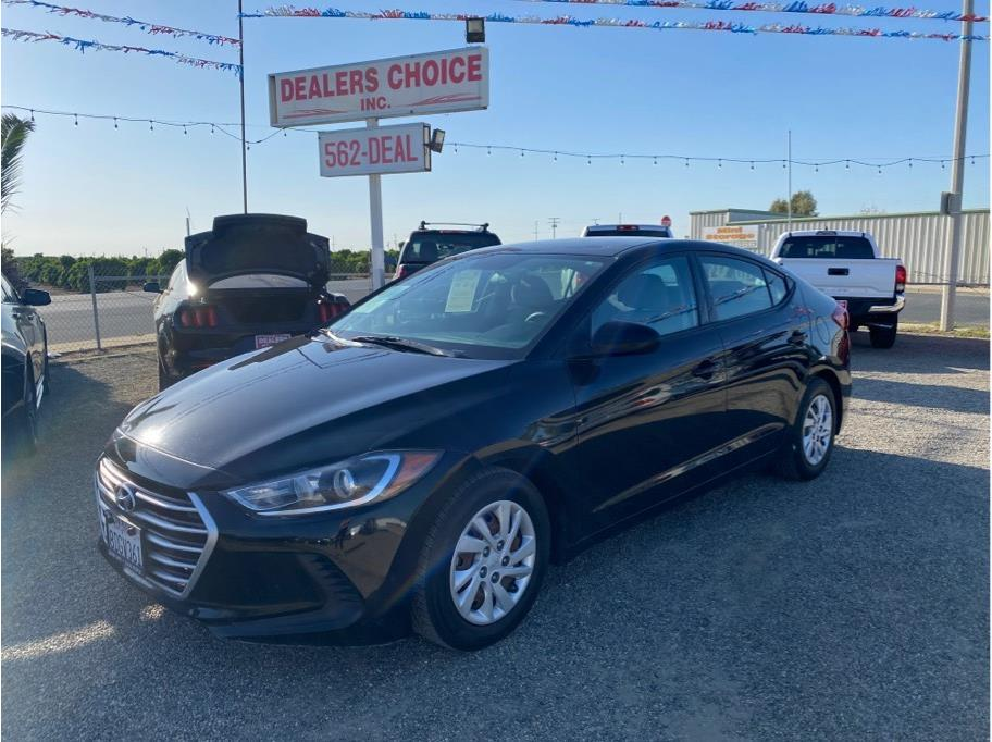 2017 Hyundai Elantra from Dealer Choice 2