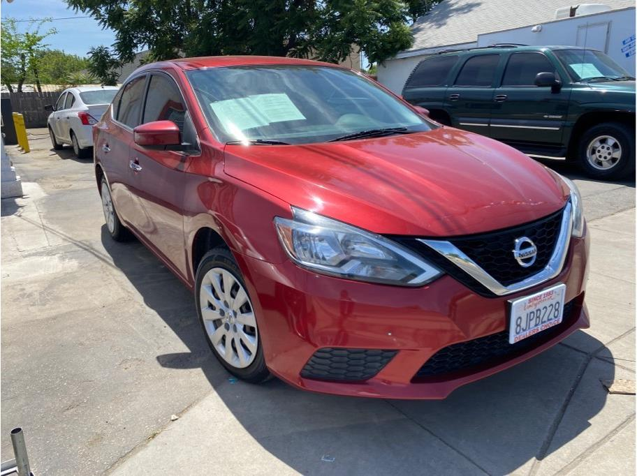 2017 Nissan Sentra from Dealers Choice