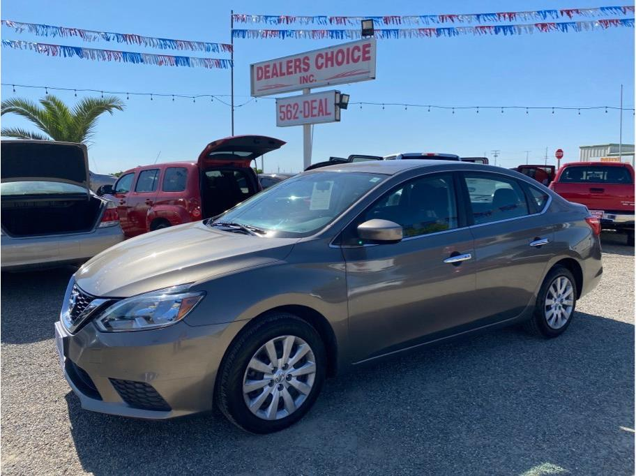 2016 Nissan Sentra from Dealer Choice 2