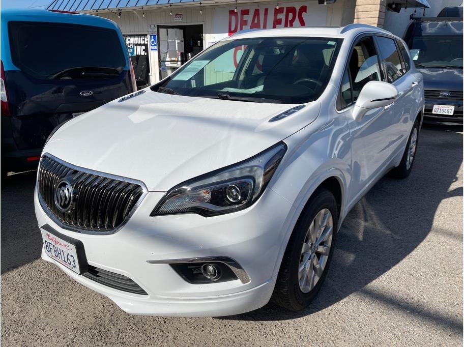2017 Buick Envision from Dealers Choice III