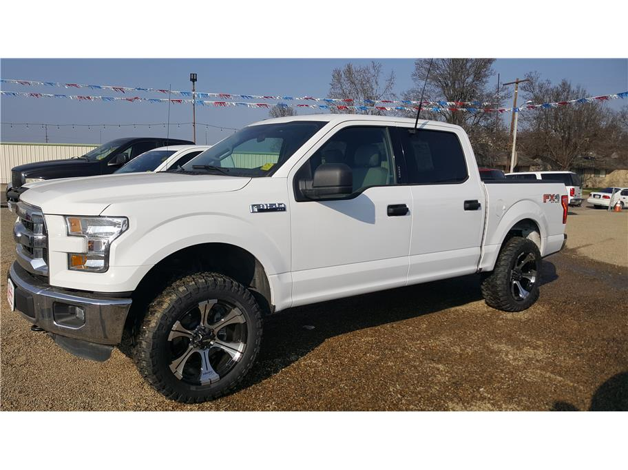 2016 Ford F150 SuperCrew Cab from Dealer Choice 2