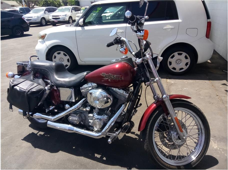 2000 Harley Davidson FXD / DYNA SUPER GLIDE from Dealers Choice