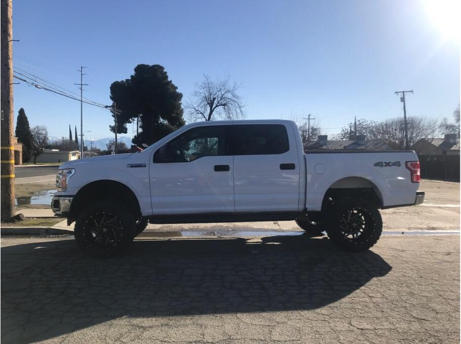 2018 Ford F150 SuperCrew Cab from Dealer Choice 2